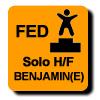 Résultats : AEROBIC FEDERAL SOLO BENJAMIN(E)