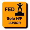 Résultats : AEROBIC FEDERAL SOLO JUNIOR (H/F)