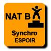 Résultats : AEROBIC NATIONAL B DUO MIXTE ou TRIO ESPOIR