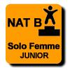 Résultats : AEROBIC NATIONAL B SOLO FEMME JUNIOR