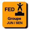 Résultats : AEROBIC FEDERAL GROUPE JUN/SEN