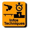 INFORMATIONS TECHNIQUES - Déroulement