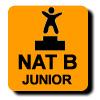 Résultats :  NATIONALE B JUNIOR GR