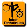 INFORMATIONS TECHNIQUES (Entraînement, Echauffement, Fiches Techniques...)