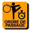 ORDRE DE PASSAGE (4 juin)