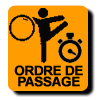 ORDRE DE PASSAGE