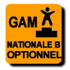 Résultats : NATIONALE B OPTIONNEL GAM