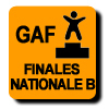 Résultats : FINALE NATIONALE B OPTIONNEL GAF
