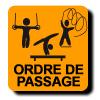 ORDRE DE PASSAGE INTERCOMITES
