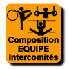 Composition des équipes INTERCOMITES