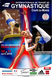 17es Internationaux de France de Gymnastique