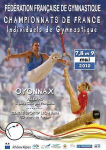 Championnat de France Individuel Nationales B et Critérium - GAM-GAF