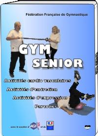 DVD GYM SENIOR : Activités cardio-vasculaires, d'Entretien, d'Expression  et Parcours.