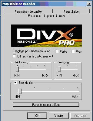 PROBLEME DE LECTURE DES VIDEOS sur CD Jugement en Exécution (FOR013)