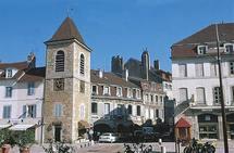 Bienvenue à Lons le Saunier, capitale du Jura