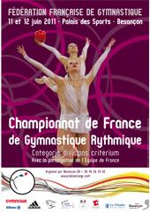 DVD BESANCON 2011 - Championnat de France de Divisions CRITERIUM & Coupe Villancher