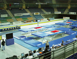 Events covered - Trampoline clermont ferrand ...