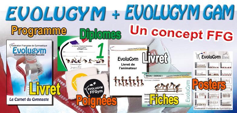 EVOLUGYM