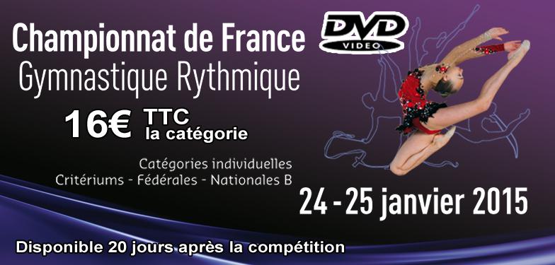 PFASTATT 2015 - Offrez vous les vidéos des Championnats de France 2015 en DVD !