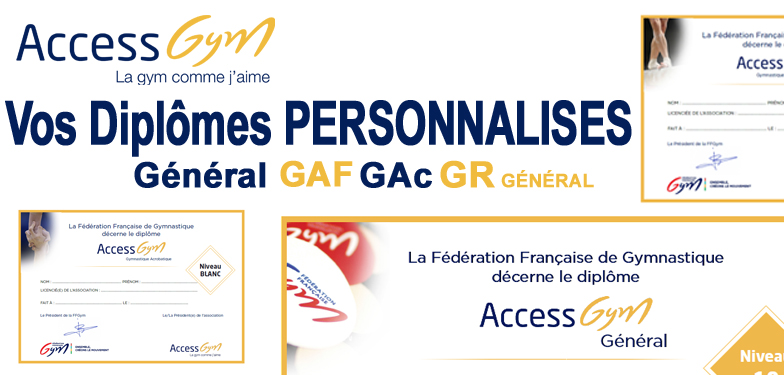 ... /m², personnalisation au NOM et Prénom des gymnastes + logo du club