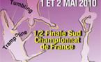 1/2 FINALE SUD TRA-TUM-GAC - St Sulpice les 1er et 2 mai 2010