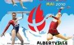 Championnat de France ELITE - GAM GAF-GR à Albertville