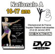 Nationale A 16-17 ans GR BESANCON 2016