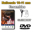 Nationale Ensemble 10-11 ans GR Clermont-Ferrand