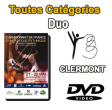 Nationale Duo Toutes Categories GR Clermont-Ferrand