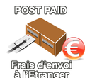 POST PAID for DVD - Frais d'envoi DVD