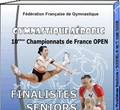 DVD-Finales Open Senior Rodez 2005