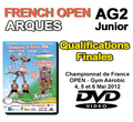 FRENCH OPEN AG2 - QUALIFICATIONS + FINALES - Arques 2012
