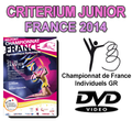 Critérium JUNIOR -  Belfort 2014