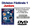 DF1 JUNIORS - GR Bourg en Bresse 2014