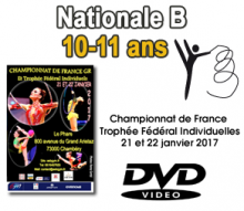 Nationale B 10-11 ans