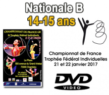 Nationale B 14-15 ans