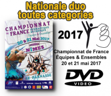 Nationale duo toutes categories