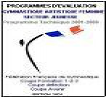 PROGRAMME D'EVALUATION GAF - SECTEUR JEUNESSE 2001/2008