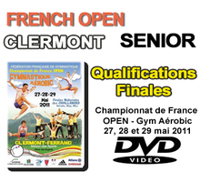 FRENCH OPEN SEN - QUALIFICATIONS + FINALES - Clermont-Ferrand 2011