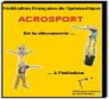 DVD - ACROSPORT DE LA DECOUVERTE A L'INITIATION