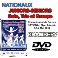 NATIONAUX JUNIORS-SENIORS Solo, Trio et Groupe - Chambery 2014